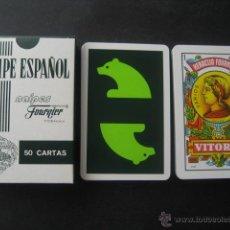 Barajas de cartas: CAJA DE MADRID. BARAJA FOURNIER. Lote 47634235