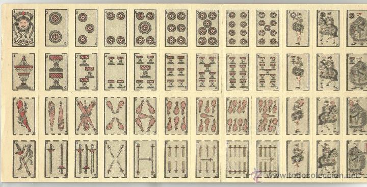 BARAJA DE COLECCION (Juguetes y Juegos - Cartas y Naipes - Baraja Española)