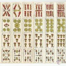 Barajas de cartas: BARAJA DE COLECCION. Lote 47687113