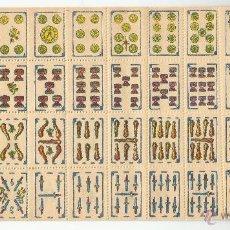 Barajas de cartas: BARAJA DE COLECCION. Lote 47687125