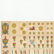 Barajas de cartas: BARAJA DE COLECCION. Lote 47687194