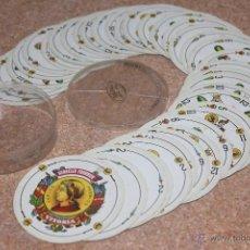 Barajas de cartas: CARTAS BARAJA HERACLIO FOURNIER CIRCULAR. Lote 47839796