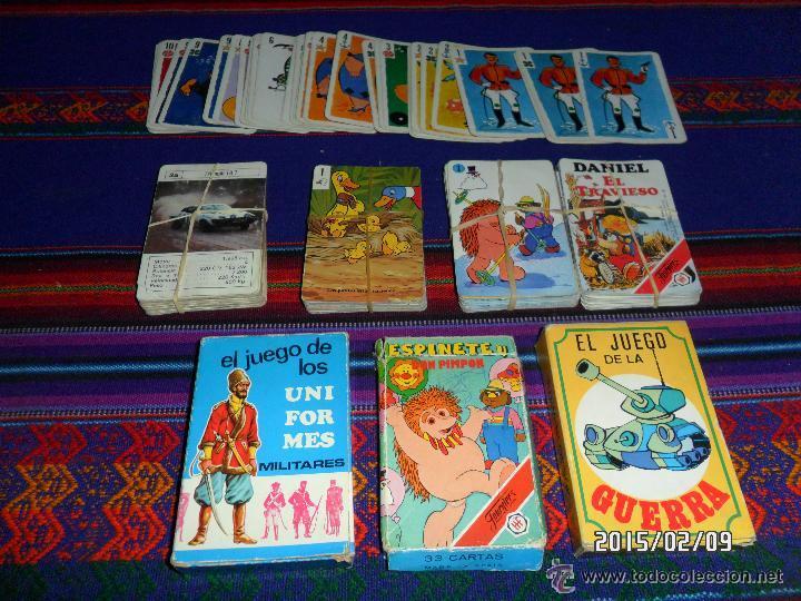 Barajas de cartas: EL RESTO DE BARAJAS. - Foto 2 - 47711043