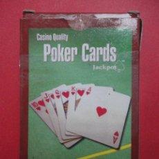 Barajas de cartas: CASINO QUALITY. POKER CARDS.. Lote 47895649