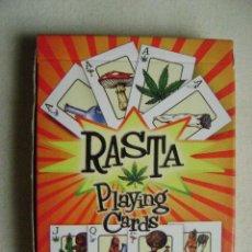 Barajas de cartas: RASTA.PLAYING CARDS.N-106. Lote 47939251