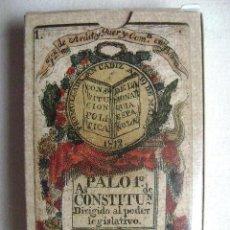 Barajas de cartas: BARAJA DE LA CONSTITUCION.N-111. Lote 123307151