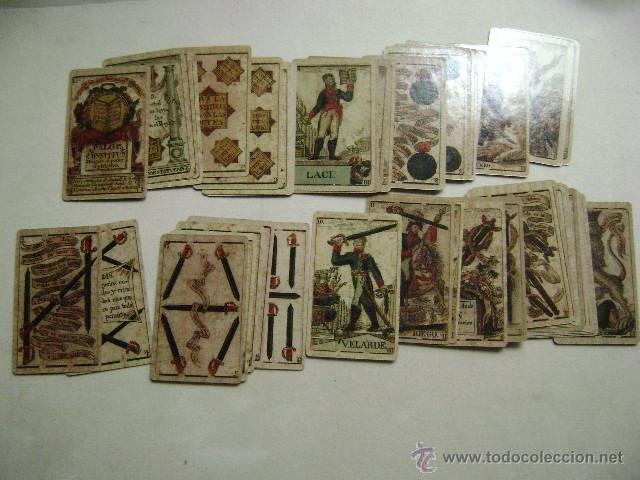 Barajas de cartas: BARAJA DE LA CONSTITUCION.N-111 - Foto 3 - 123307151