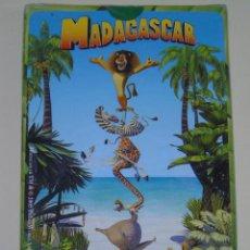 Barajas de cartas: BARAJA DE CARTAS DE PÓKER. PELÍCULA DIBUJOS ANIMADOS MADAGASCAR. PRECINTADA. AÑO 2005. Lote 48224673