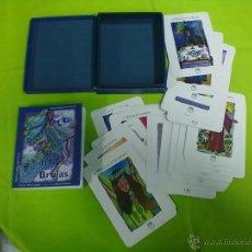 Barajas de cartas: EL TAROT DE LAS BRUJAS LIBRO MAS BARAJA. Lote 48271880