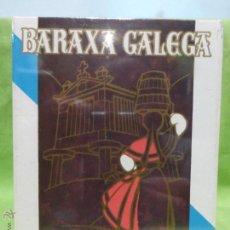 Barajas de cartas: BARAJA BARAXA GALEGA DE HERACLIO FOURNIER - PRECINTADA. Lote 48307913