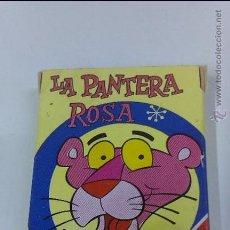 Jeux de cartes: BARAJA INFANTIL LA PANTERA ROSA. HERACLIO FOURNIER ( VITORIA). Lote 48313702