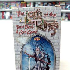 Barajas de cartas: THE LORD OF THE RINGS TAROT DECK & CARD GAME - 78 CARTAS (U.S. GAMES SYSTEMS). Lote 48342430