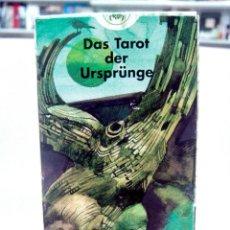 Barajas de cartas: SERGIO TOPPI DAS TAROT DER URSPRÜNGE - 78 CARTAS EN ALEMÁN (LO SCARABEO). Lote 48352759