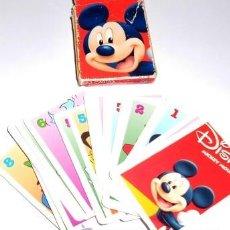Barajas de cartas: BARAJA FOURNIER MICKEY MOUSE, DE DISNEY. Lote 48405104