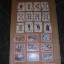 Barajas de cartas: ANTIGUA BARAJA 1ª GUERRA MUNDIAL 48 CARTAS CHOCOLATE ANGELICAL BARCELONA - SIMEON DURÁ VALENCIA. Lote 48436756