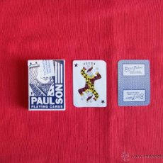 Barajas de cartas: BARAJA DE POKER Nº31. Lote 48453378