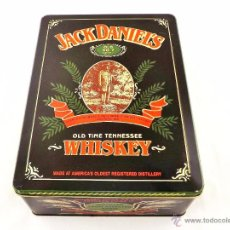 Barajas de cartas: JACK DANIELS JUEGO DE POKER MADE IN USA. Lote 48511699