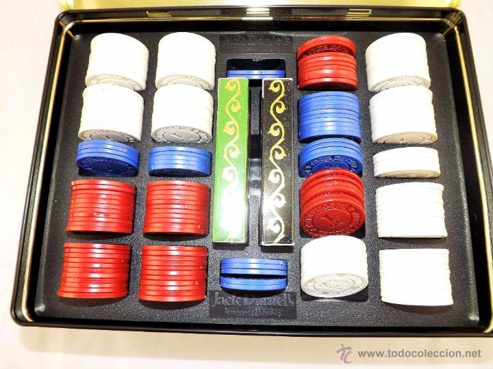 Barajas de cartas: Jack Daniels juego de poker made in USA - Foto 3 - 48511699