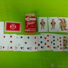 Barajas de cartas: POKER BARAJA FOURNIER 54 CARTAS BRIDGE. Lote 48550106