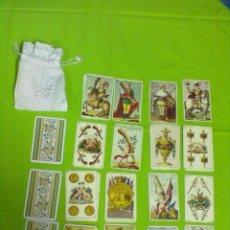 Barajas de cartas: REEDICION HERACLIO FOURNIER BARAJA 1810. Lote 48562495
