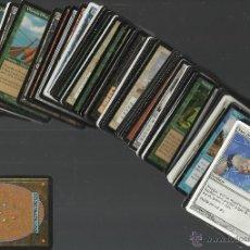 Barajas de cartas: OPORTUNIDAD 100 CARTAS MAGIC DISTINTAS LOTE 1. Lote 20062509