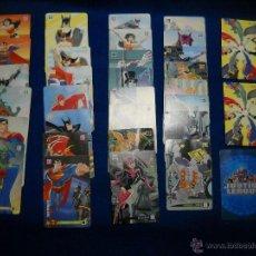 Barajas de cartas: BARAJA JUSTICE LEAGE LIGA DE LA JUSTICIA . Lote 48729059