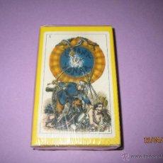 Barajas de cartas: BARAJA DE NAIPES COLECCIÓN FOURNIER - BARAJA POLÍTICA ESPAÑA SIGLO XIX DEL AÑO 2004. Lote 48860672