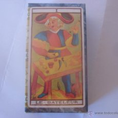 Barajas de cartas: TAROT MARSELLA FOUNIER. Lote 48867699
