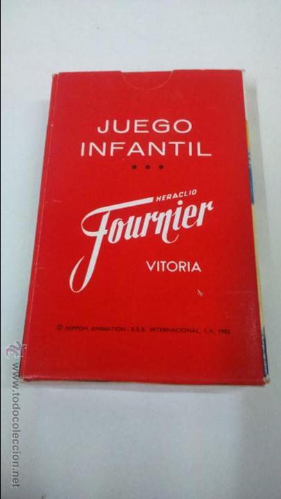 Barajas de cartas: BARAJA INFANTIL LOS SABIOS. HERACLIO FOURNIER ( VITORIA) - Foto 3 - 48954494