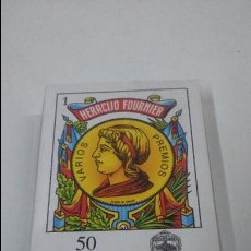 Barajas de cartas: BARAJA HERACLIO FOURNIER ( 50 CARTAS ). Lote 49086307