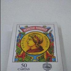 Barajas de cartas: BARAJA HERACLIO FOURNIER ( 50 CARTAS ). Lote 49086324