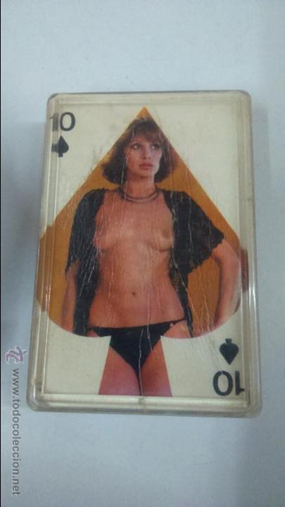 Barajas de cartas: BARAJA DESNUDOS. 32 CARTAS - Foto 2 - 49120591