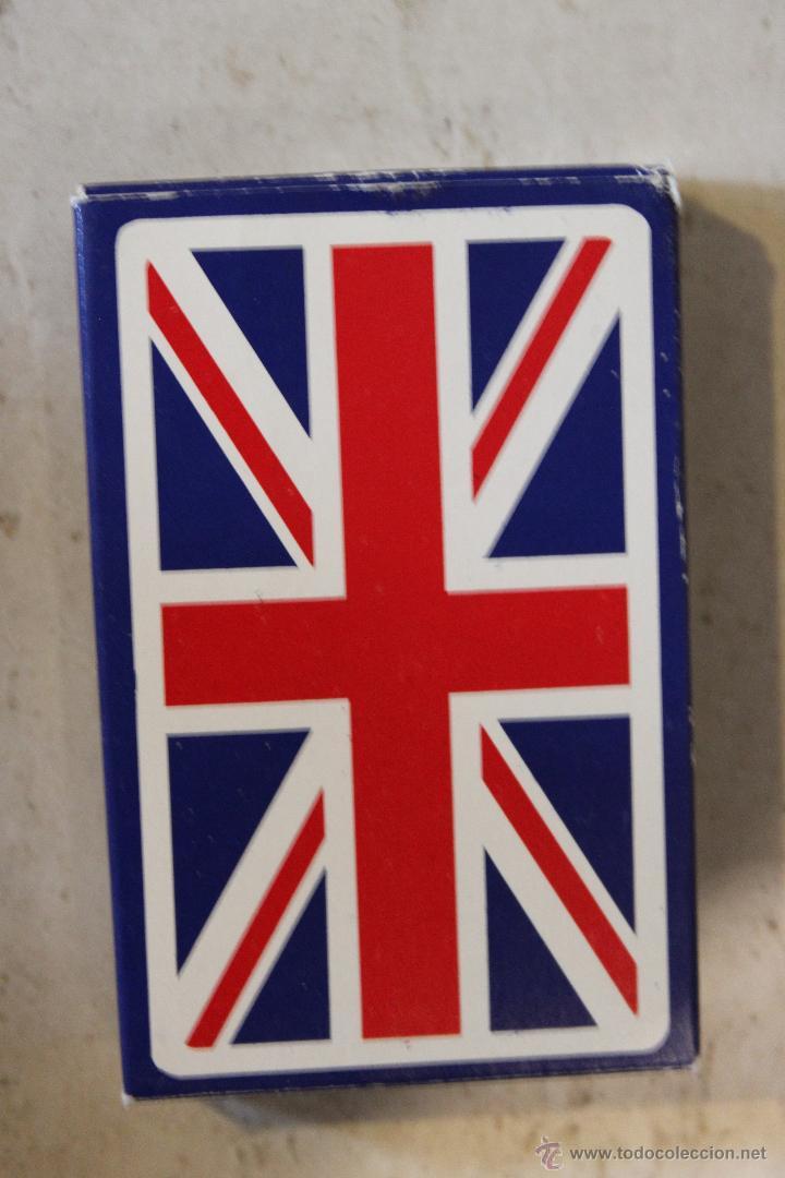 BARAJA 54 PLAYING CARDS - 54 PLASTIC COATED - BARAJA INGLESA (Juguetes y Juegos - Cartas y Naipes - Otras Barajas)