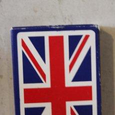 Barajas de cartas: BARAJA 54 PLAYING CARDS - 54 PLASTIC COATED - BARAJA INGLESA. Lote 49164545