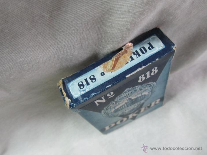 Barajas de cartas: Baraja de cartas Poker Heraclio Fournier - Foto 5 - 49173407