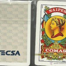 Barajas de cartas: TECSA - BARAJA ESPAÑOLA DE 40 CARTAS. Lote 49178927