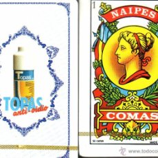 Barajas de cartas: TOPAS - BARAJA ESPAÑOLA DE 50 CARTAS. Lote 49192314