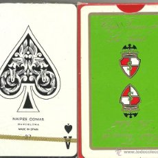 Barajas de cartas: CLUB TENNIS DE LA SALUT - BARAJA DE BRIDGE. Lote 49268279