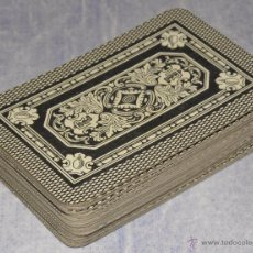 Baralhos de cartas: MASENGHINI BERGAMO R. LOMBARDINI. Lote 159687749