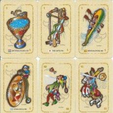 Barajas de cartas: BARAJA ESPAÑOLA DE LAS OLIMPIADAS. Lote 140329208