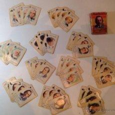 Barajas de cartas: BARAJITA DE CARTAS MARCA WHITMAN AMERICANA. Lote 49448332