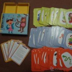 Barajas de cartas: BARAJA INFALTIL - GESTOS Y RUIDOS - POUETT POUETT- PB4. Lote 49519941
