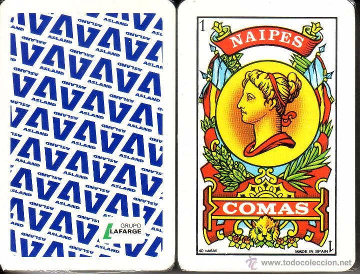 ASLAND - BARAJA ESPAÑOLA DE 40 CARTAS (Juguetes y Juegos - Cartas y Naipes - Baraja Española)
