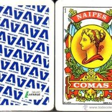 Barajas de cartas: ASLAND - BARAJA ESPAÑOLA DE 40 CARTAS. Lote 49525183