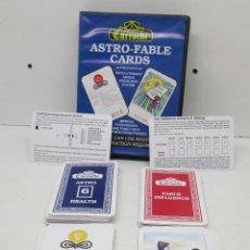 Barajas de cartas - Baraja TAROT adivinación ASTRO-FABLE CARDS CARROCHI - 49593332