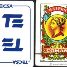 Barajas de cartas: TECSA - BARAJA ESPAÑOLA 40 CARTAS. Lote 49610823