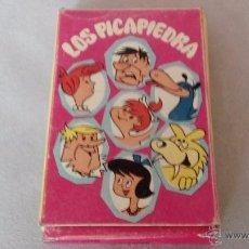 Barajas de cartas: BARAJA INFANTIL LOS PICAPIEDRAS DE NAIPES COMAS. Lote 49655046