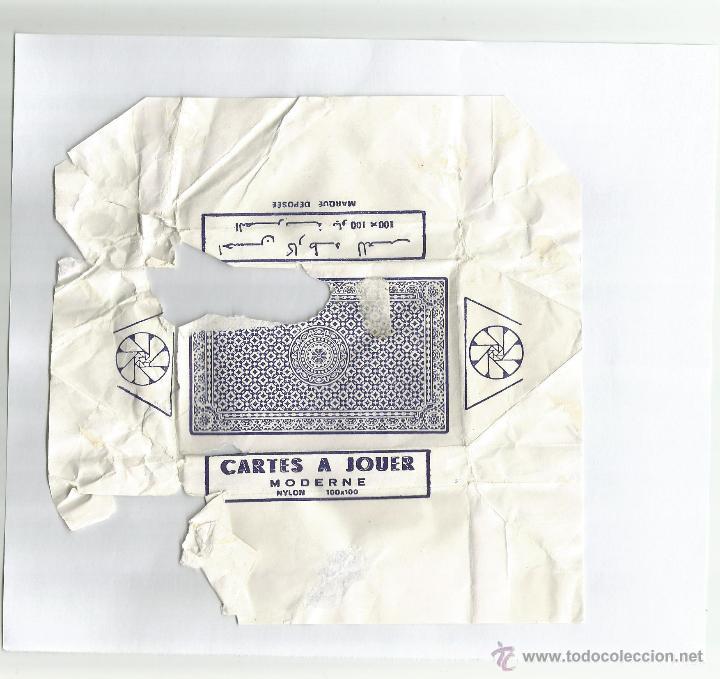 Barajas de cartas: BARAJA DE COLECCION-MARRUECOS - Foto 5 - 49715659