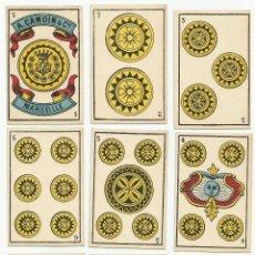 Barajas de cartas: BARAJA DE COLECCION-MARRUECOS. Lote 49716645