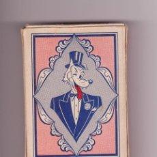 Barajas de cartas: ANTIGUA BARAJA DE CARTAS CHICAS DESNUDAS POKER FIFTY TWO ART STUDIES PLASTIC COATED. Lote 49717153